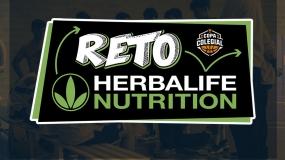 ¿Te atreves? Participa en el Reto Herbalife Nutrition