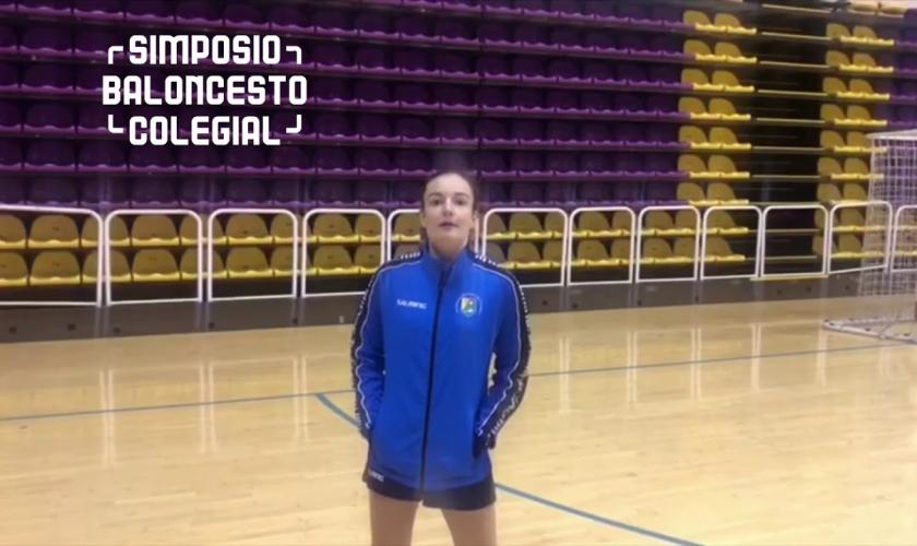Teresa Álvarez nos invita al IV Simposio Baloncesto Colegial