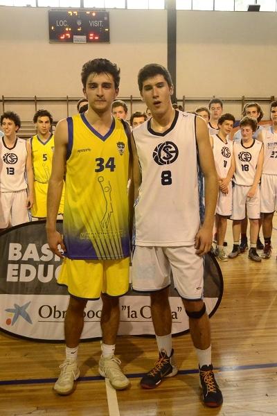 Álvaro Rodríguez y Rodrigo Lardíes, los Mejores