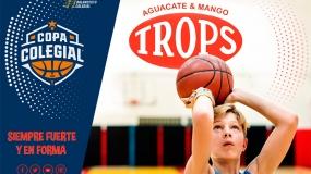 Trops volverá a ser patrocinador oficial de la Copa Colegial en Málaga