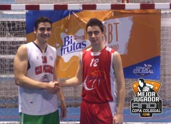 Barco y Esteras, MVPs And1