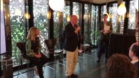 Un día inolvidable: así fue la entrega de los premios BSAA en Madrid