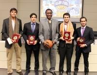 Un gran legado de baloncesto colegial