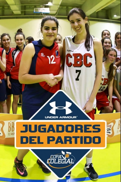 Marta Giménez y Marina Cillero