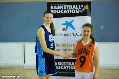 Irene Forcada y Elena Alaix