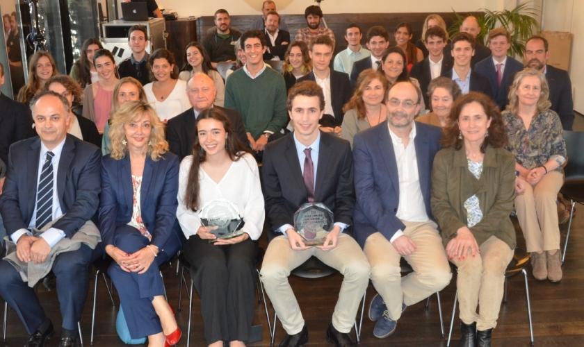 Un premio elegante y que honra: abierto el plazo para presentar candidatos al BSAA en Madrid