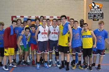 Usón y Baraza, MVPs And1 del partido