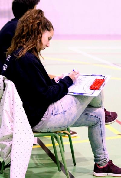 'Tifi Coach' preparando la estrategia