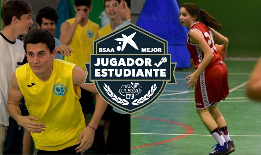 Premio Mejor Jugador-Estudiante Copa Colegial Sevilla 2017