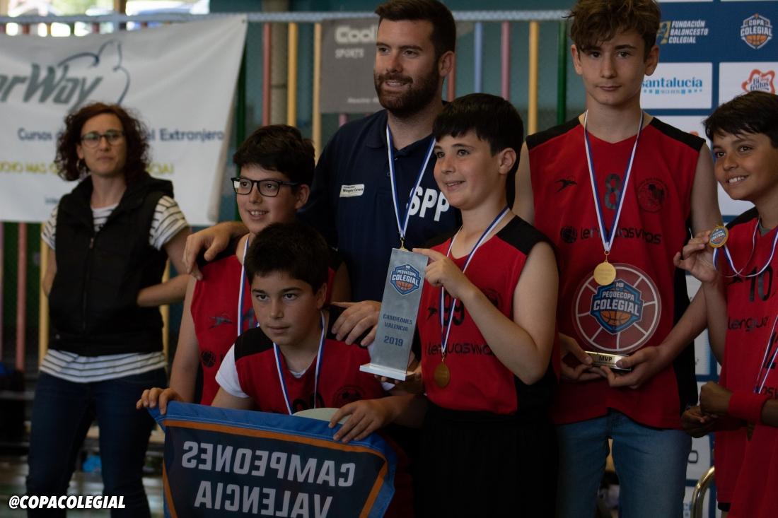 Pequecopa Copa Colegial Valencia 2019