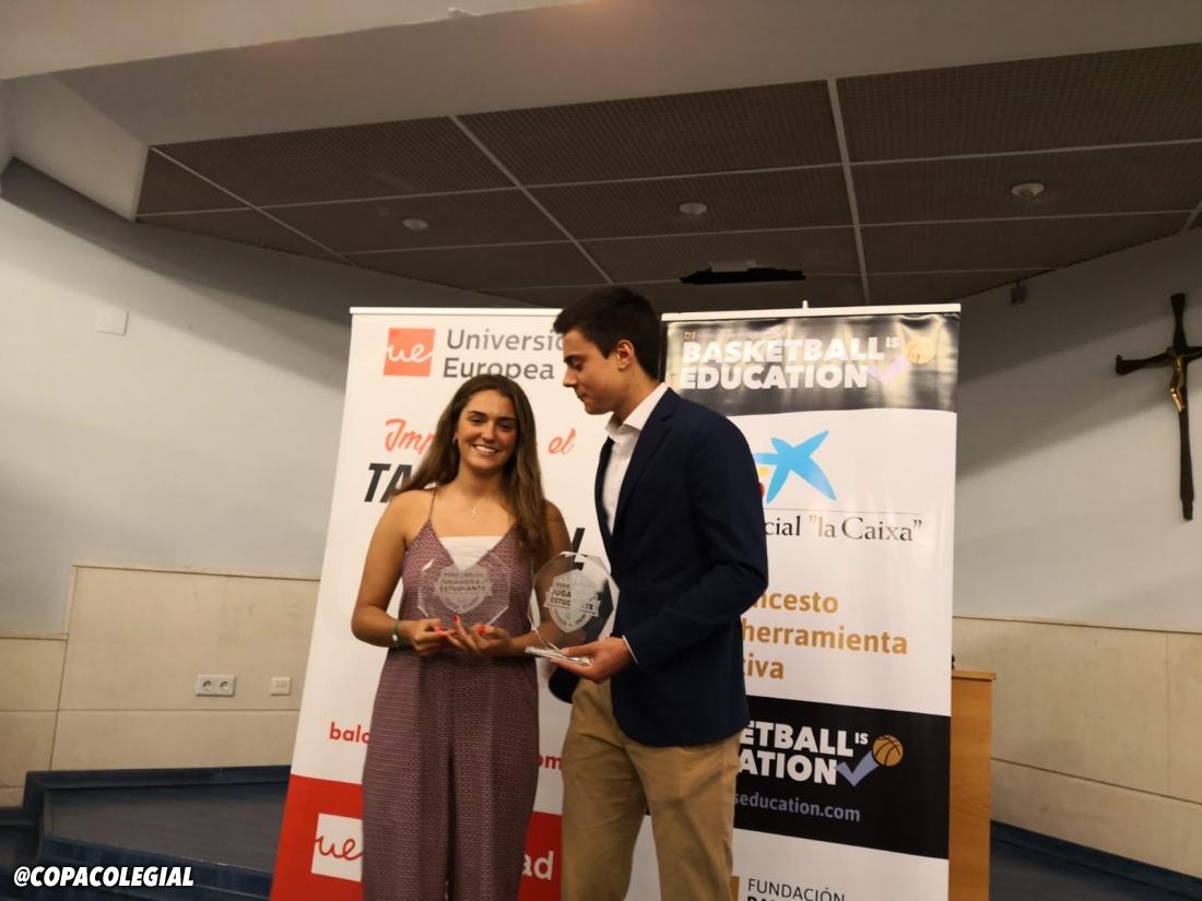 Premios BSAA Copa Colegial Valencia 2019