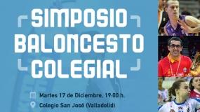 Valladolid acoge el IV Simposio Baloncesto Colegial