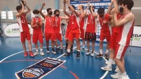 Vídeo oficial Final Masculina Copa Colegial Zaragoza 2021
