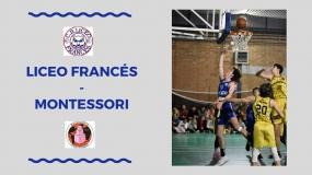 Volver a ver un choque de la Copa 2020: Liceo Francés vs Montessori (PARTIDO COMPLETO)
