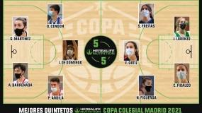 ¡Ya están aquí! Así son los Quintetos Herbalife 2021 en Madrid
