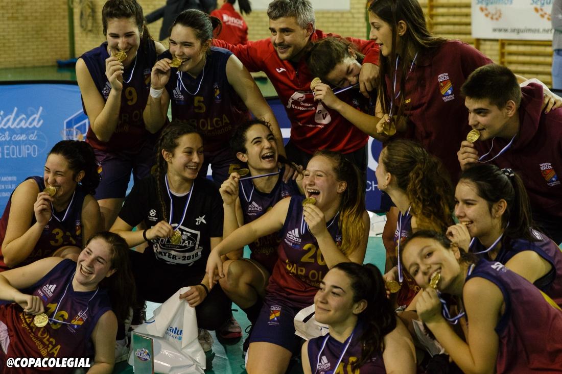 Salesianos Zaragoza vs. Romareda (Femenino)